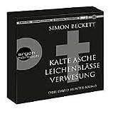 Die Simon Beckett Box: Kalte Asche + Leichenblässe + Verwesung - Hörbuch 3 MP3 CDs - David Hunters 2., 3. und 4. Fall