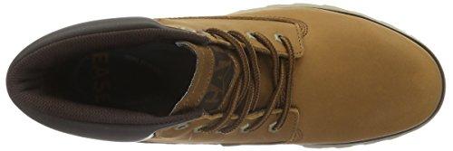 Fondateur De Chaussures Pour Chats, Stivali Chukka Uomo Marrone (rust)