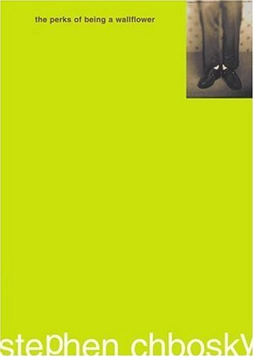 Book cover for The Perks of Being a Wallflower
