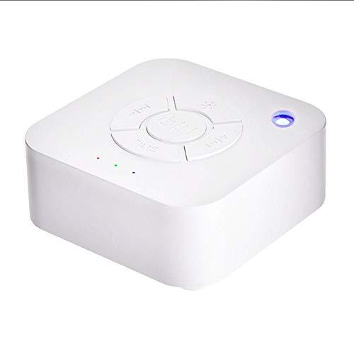 advancethy Schlafmaschine White Noise Machine Schlaf-Sound-Maschine Zum Schlafen Und Entspannen Für Baby Adult Office Travel. Eingebauter USB Timer (Schlaf-sound-maschine)