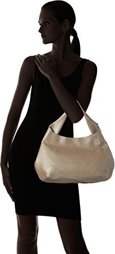 Bags4Less - Ronin, Borse a tracolla Donna Marrone (Taupe)