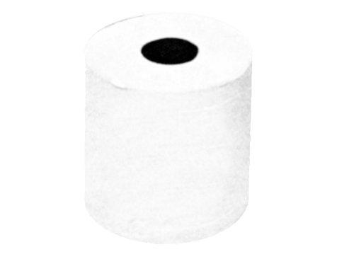 Silbor Zellstoff-Papier, Rolle, weiß, ca. 180 m