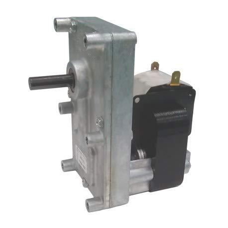 Motoriduttore per stufe a pellet serie T3, alimentazione 220VAC. compatibile con stufe: CLAM