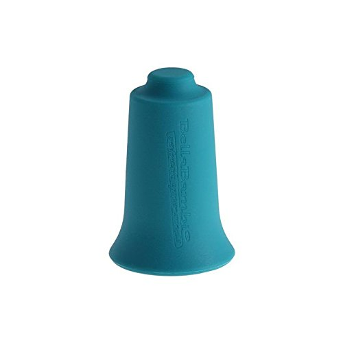 BellaBambi Schröpfglocke aus medizinischem Silikon - Made in Germany, BellaBambi Cupping solo, 1 Stück - türkis -