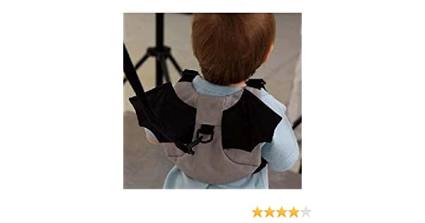 HuntGold Super b/éb/é enfant design de vespertilion sac /à dos harnais de s/écurit/é
