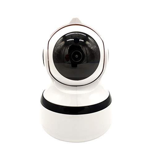 FFQNG Drahtlose Überwachungskamera, Intelligente Drahtlose Kamera des 1080P WiFi-Handy-Fernwolken-Speicher-Familien-Nachtsicht-Netz-HD