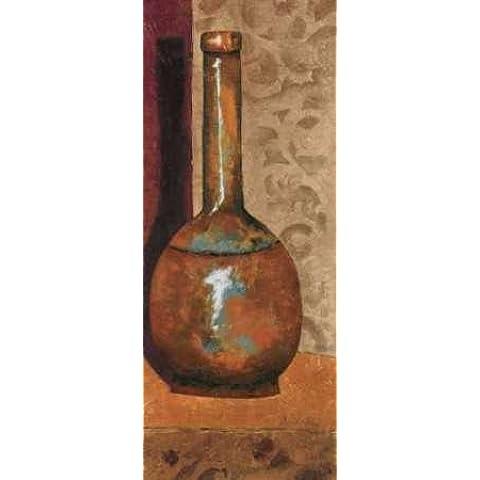 Zen, natura morta, John II dal Kime-Stampa su tela in carta e decorazioni disponibili, Carta, SMALL (9.5 x 23.5 Inches )