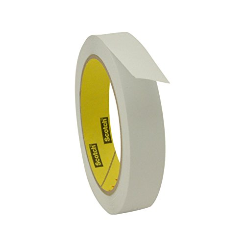 3M Scotch 3051 Low Tack Paper Tape (36 yds. long) / Available in multiple widths -