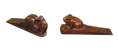 D-Art Collection Frosch und Elefant Tür Stopper (Dart-stop)
