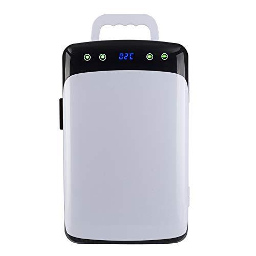 TYX-ALEIYOU 12l tragbarer Mini kühlschrank 12 v Auto kühlschrank Mini gefrierschrank dual-use Auto/Home heiß und kalt Familie kleinen