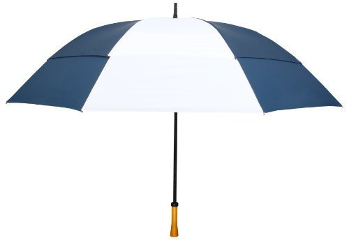 navy-blue-white-windproof-up-to-60-mph-large-golf-umbrella-64-arc-with-warranty-by-tornado