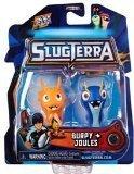 Slugterra Mini Figura 2 Pack Burpy V1 & Joules [incluye código para exclusivos artículos de juego]