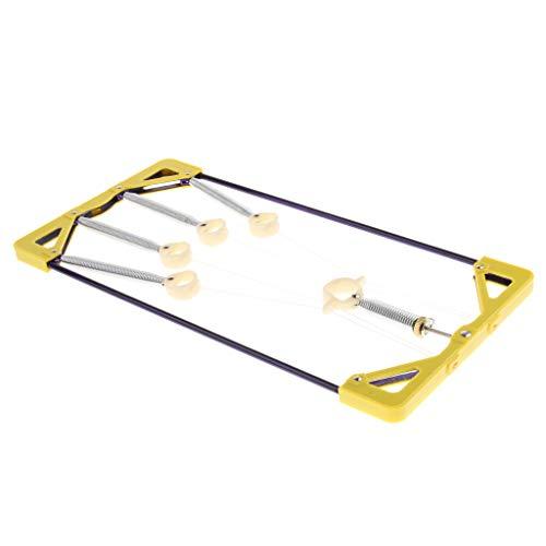 Musikinstrument Handgriff Übungs Finger Stärkungs Trainer für Spielgitarre, Klavier, Guzheng, Ukulele, Klettern - 35kg
