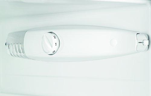 AEG SDS51200S1 Kühl-Gefrier-Kombination / A+ / 121,8 cm Höhe / 232 kWh/Jahr / 151 L Kühlteil / 44 L Gefrierteil / Schlepptürtechnik / weiß -