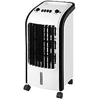 Climatizador Evaporativo de bajo consumo 60 W con ruedas FRESHI F460