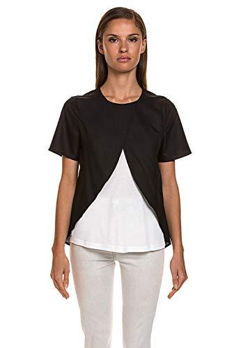 Liebeskind Berlin Damen T-Shirt Print Shirt Top Oberteil Baumwolle