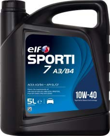 ELF ELSP10405 Sporti 7 10W40 A3/B4 5L