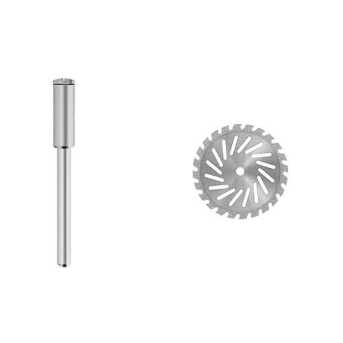 be 'Turbo' - flexibel für Dremel, Proxxon ..., Arbeitsmaße:Ø 22 x 0.2 mm ()