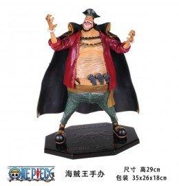 Marshall D. Teach One Piece Manga OnePiece 29cm Figura de acción Pira