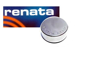 RENATA Alkaline Battery TWIN PK (LR44) 1.5V (SWISS MADE)