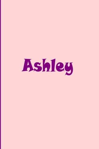 Ashley - Personalized Journal