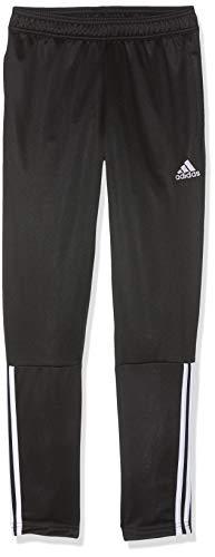 adidas Kinder Regista 18 Trainingshose, Black/White, 164