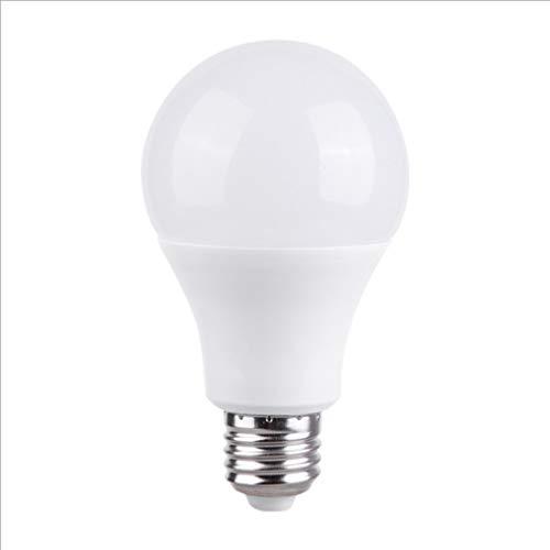 HL-BT Packung Von 10 LED-Glühbirnen Kalt Weißes Licht 5000K Keine Dimmbare 5W, 7W, 9W, 12W Optional Für Haushalts Terrasse Flur Garage Toilette,12W - 7w Cfl
