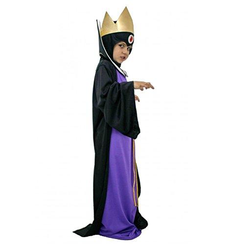 Imagen de madrastra de blancanieves disfraz inspirado 1 a 12 años  tb  4 a 6 años