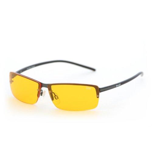 PRiSMA Blaulichtfilter-Brille P1 - Blueblocker-Brille - Anti-Blaulicht - Computerbrille - Gamer Brille - bluelightprotect LiTE - P1-704