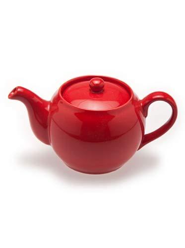 Tognana Théière Sphere couleur rouge