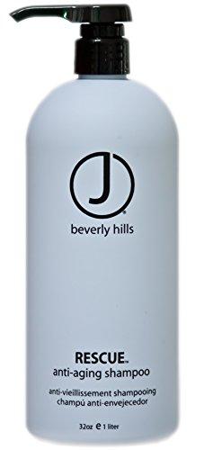 Anti-aging Shampoo (J Beverly Hills Maintenance Rescue Anti-Aging Shampoo 1000ml)