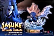 NARUTO - Résine Sasuke Ultimate Chidori