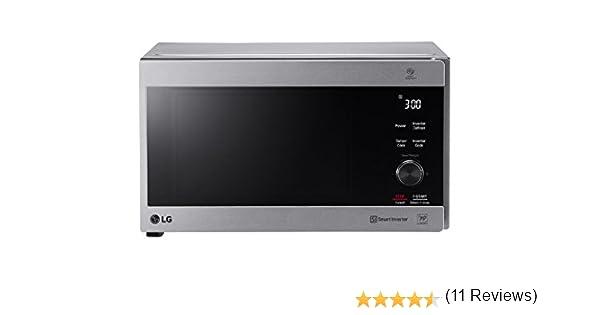Lg Kitchen Mh7265cps Bssqeus Forno Microonde Inverter 1500 Watt 32