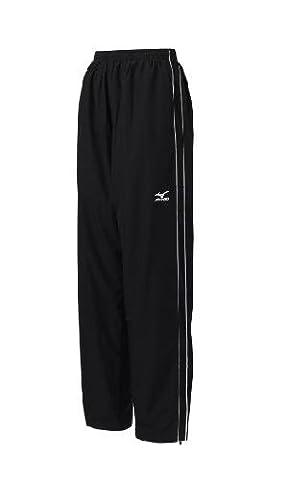 Mizuno Damen Tandem lang warm up Pants, damen, schwarz