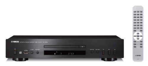 Schwarz Cd-player (Yamaha CD-S 300 Bl CD-Player schwarz)