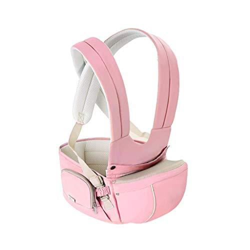 Baby-Riemen, Gemütlich/Breathable/Baumwollgewebe/Multi-Position/Ergonomie/Leichter/Breathable/Hohe Kapazität/Widen Den Gürtel/Forward Halten/Taille Hocker -