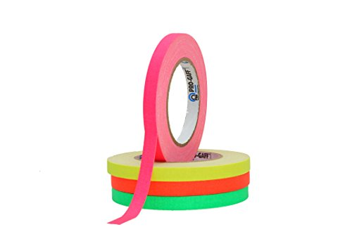 protapes-permacel-cinta-adhesiva-de-tela-12-mm-x-2286-m-color-verde-naranja-rosa-y-amarillo