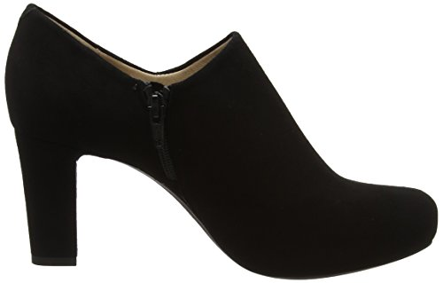 Unisa Damen Nenet_f17_KS Pumps Schwarz (Black)