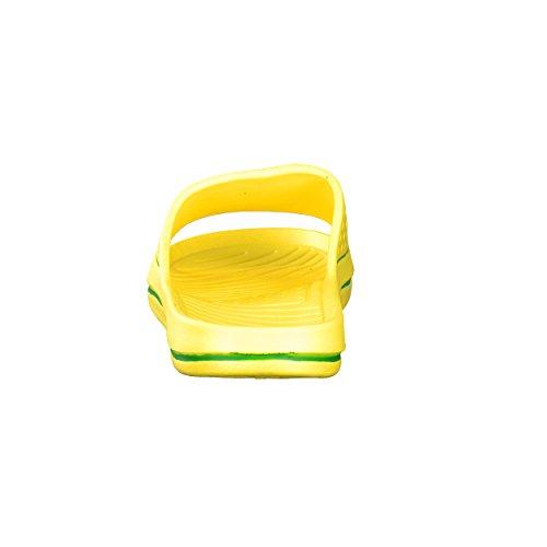 brandsseller, Zoccoli bambine Giallo/Verde