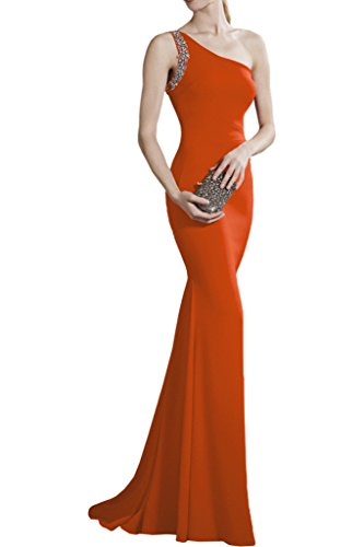Victory Bridal - Robe - Crayon - Femme Orange