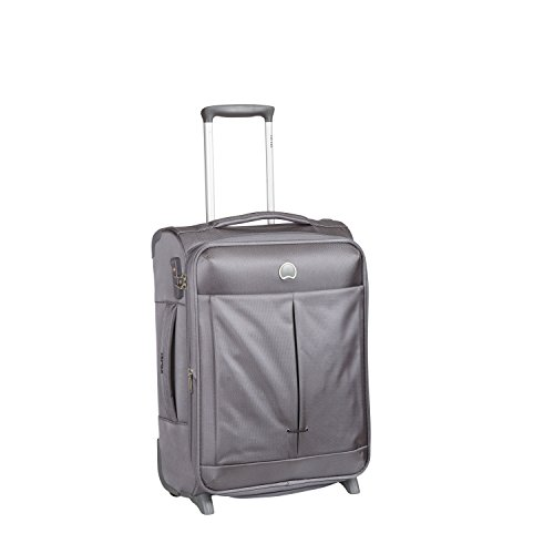DELSEY Air Adventure Soft2 Valise, 77 cm, 119 L, gris argent