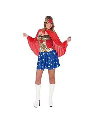 DISBACANAL Disfraz Mujer Maravilla - Único, M