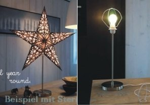 starlightz table stand Lampenfuß
