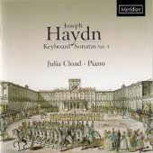 Haydn: Keyboard Sonatas Vol. 4 by Julia Cload (2009-11-10)