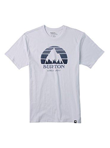 S 17398102400 Camiseta Burton Hombre Logo Sky La Underhill xY0qOw0H