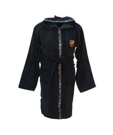 10XDIEZ Albornoz Hombre F.C. Barcelona Negro - Medidas