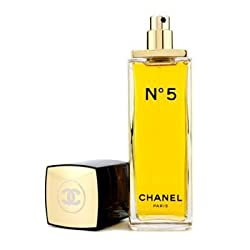 Chanel No. 5 Eau De Toilette Spray- 100ml/3.3oz