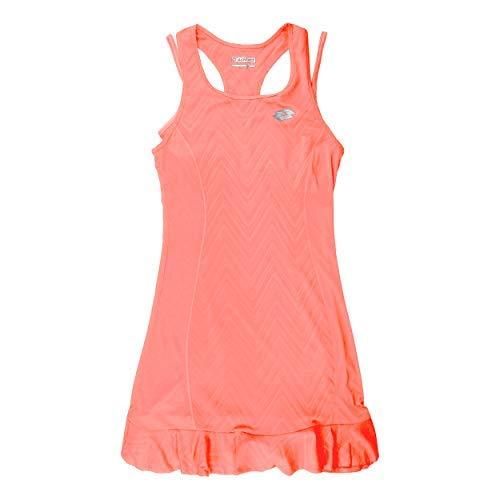 Lotto Sport t5084Kleid Tennis Damen S Pink Néon Candy -