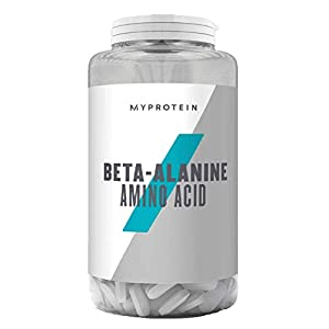 31LQdCL3%2BYL. SS300  - My Protein Beta Alanine Amino Acid Supplement, Pack of 90 Tablets