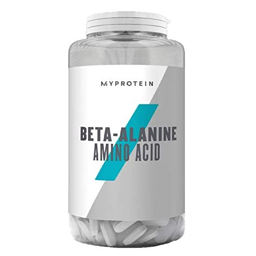 31LQdCL3%2BYL. SS500  - My Protein Beta Alanine Amino Acid Supplement, Pack of 90 Tablets